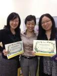 香港のOpen University のInclusive education 教授と、中国本土の大学教授と
