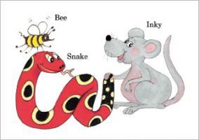 snake,beeinky