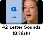 42 Letter Sounds (British) on YouTube