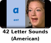 42 Letter Sounds (American) on YouTube